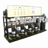 Copeland scroll compressor rack